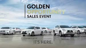 lexus jim falk johnson lexus southernopportunity golden opportunity 2015