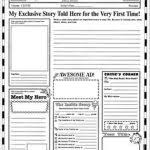 25 best ideas about newspaper article template on pinterest www