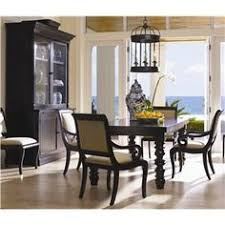West Indies Dining Room British Colonial West Indies  Anglo - Colonial dining room furniture