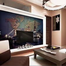 online get cheap london wall murals aliexpress com alibaba group european retro london wall mural 3d murals wallpaper for living room tv background house decor painting