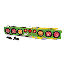 wireless tow light bar wide load bars and tow lights trucking and heavy haul superstore