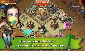 game castle clash mod apk castle clash apk indir hileli mod 1 3 17 oyun indir club full