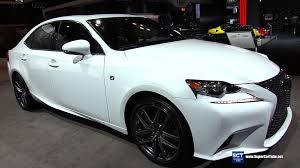 lexus is300 sport design wheels 2016 lexus is 300 f sport awd exterior and interior walkaround