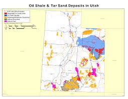 Utah Idaho Map Supply by Utah Oil Sands Wikipedia