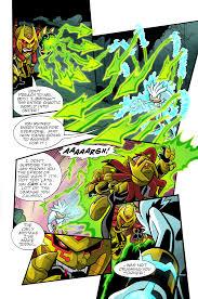 sonic universe 28 pg 16 re color by ziggyfin on deviantart