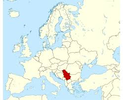 Map If Europe Serbia Map Of Europe Thefreebiedepot