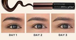 tattoo brow maybelline amazon this brow tint lasts for 3 whole days beautymnl