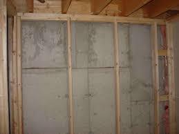 Spray Foam Insulation For Basement Walls by Wall Ideas Framing Basement Walls Pictures Framing Basement