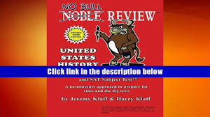download no bull review for use with the ap us history exam and