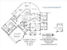 lake breeze cottage house plan house plans by garrell associates