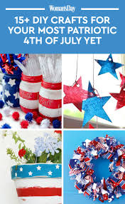 Fourth Of July Tablecloths by 19 Easy 4th Of July Crafts U0026 Diy Ideas Patriotic American Flag