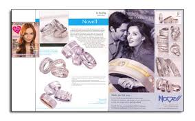 novell wedding bands engagement 101 magazine archives novell wedding bands