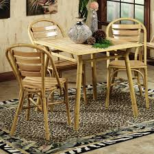 Acacia Wood Outdoor Furniture Durability by Furniture Elegant Bamboo Outdoor Furniture Mandalay Patio Dining