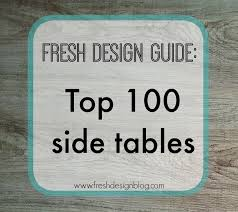 Zable Side Table Table Solutions 100 Top Contemporary Design Side Tables Fresh