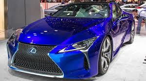 lexus electric supercar lexus lc500h geneva motor show 2016 hq youtube