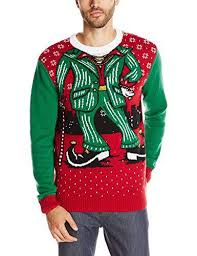 mens light up ugly christmas sweater product review for ugly christmas sweater men s pimpin elf light up