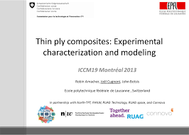 thin ply composites experimental characterization and modeling