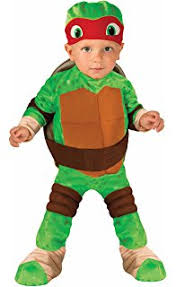 Michelangelo Ninja Turtle Halloween Costume Amazon Teenage Mutant Ninja Turtles Michelangelo Costume