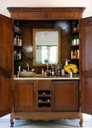 kitchen armoire cabinets for all the old armoires out there bryan batt retrofitted a