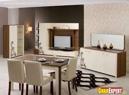 dining living room interior gharexpert