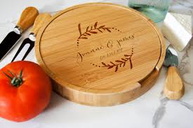 personalized cheese board set personalized cheese board custom cheese board cheese board set