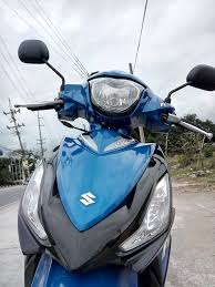 review suzuki address caters to riders u0027 needs abs cbn news