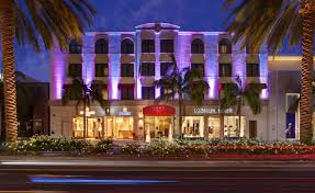 Beverly Hills Supper Club Floor Plan Luxe Rodeo Drive Hotel Award Winning Beverly Hills Hotel