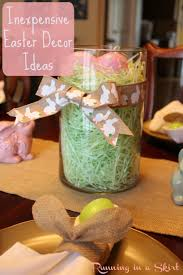 Pier One Easter Decorations 2016 by Easter Decorations U0026 Tablescape Running In A Skirt