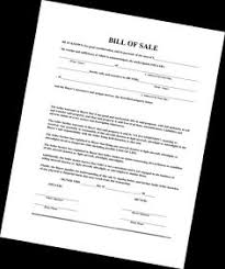 Sle Bill Of Sale For Automobile by Certified Used Car Bill Of Sale For Trusty Transaction Photos Of