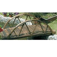 tyne 5 foot ornamental arched garden bridge burntwood co