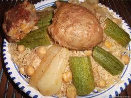 cuisine alg駻ienne traditionnelle plats algeriens univers de hayat