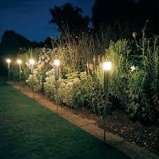 modern outdoor lighting low voltage landscape lights