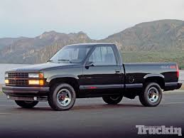 94 chevy silverado c1500 ss with the big block 454 v8 talk about a