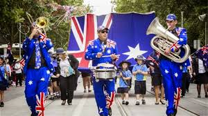 amazing australia day celebrations directly from australia daily