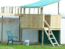 Kids Backyard Forts Custom Outdoor U0026 Garden