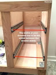 Build Your Own Bathroom Vanity Cabinet Build Your Own Bathroom Vanity Cabinet A Part 4 The Drawers