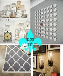 do it yourself ideas for home decorating 25 cute diy home decor