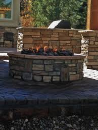 Fire Pits Denver by Denver Custom Fire Pit Builders