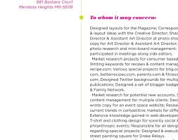resume attractive inspiration design cover letter 15 graphic