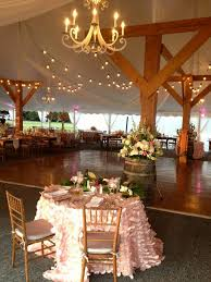 ebb tide tent party rentals tables chairs floors linens