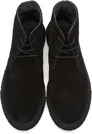 buy boots sweden tiger of sweden black oskar desert boots tiger of sweden