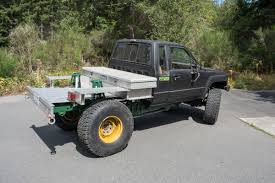 electric pickup truck no cam no heads and no carb rich rudman u0027s all electric 4x4 toyota