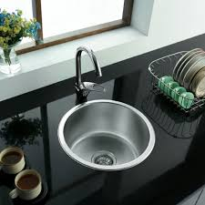 Large Single Bowl Kitchen Sink by Kitchen Amazing Kitchen Sink Lowes Stainless Steel With Round
