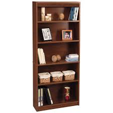 Sauder Five Shelf Bookcase by Aero 16 Cube Bookcase Room Divider Pure White Hayneedle