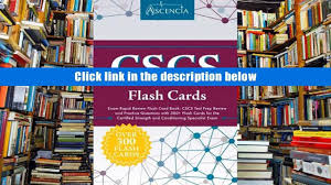 download cscs exam rapid review flash card book cscs test prep