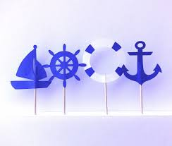 nautical cake toppers nautical cake toppers shop nautical cake toppers online