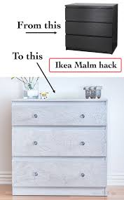 malm dresser hack ikea malm dresser hack with a unique cracked paint effect this easy