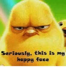 Super Happy Meme Face - seriously this is my happy face happy meme on sizzle