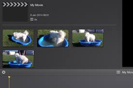 how to create a movie from start to finish with imovie