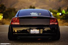 dodge charger srt8 rides low and mean autoevolution